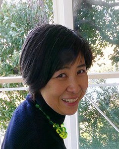 Yumi Kori Portrait